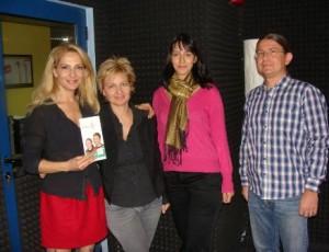 """ФСПВ на гости в """"Ива от сутрин до обед"""" по радио FM+"""