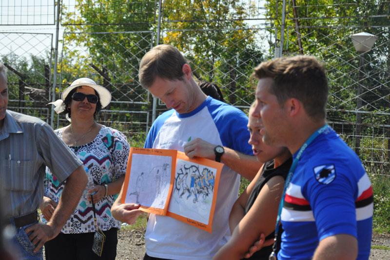 Football in Boychinovtsi