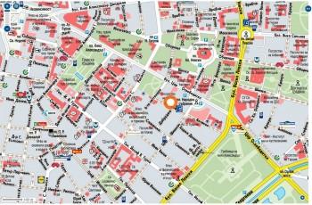 Централният офис на ФСПВ се премести от ул. Неофит Рилски на ул. Аксаков