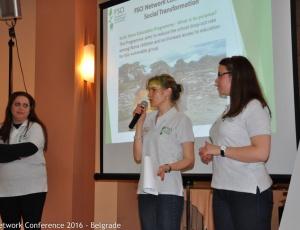 Програмата за развитие на ФСПВ с втора регионална конференция