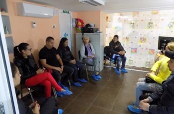 Първа родителска среща за годината в ЦОП Светоглед