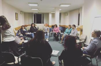 Годишно екипно обучение на ФСПВ